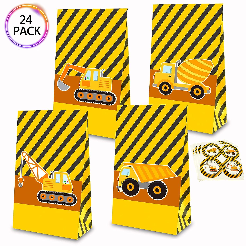 Amazon.com: QMZ Constructions - Bolsas de regalo para camión ...