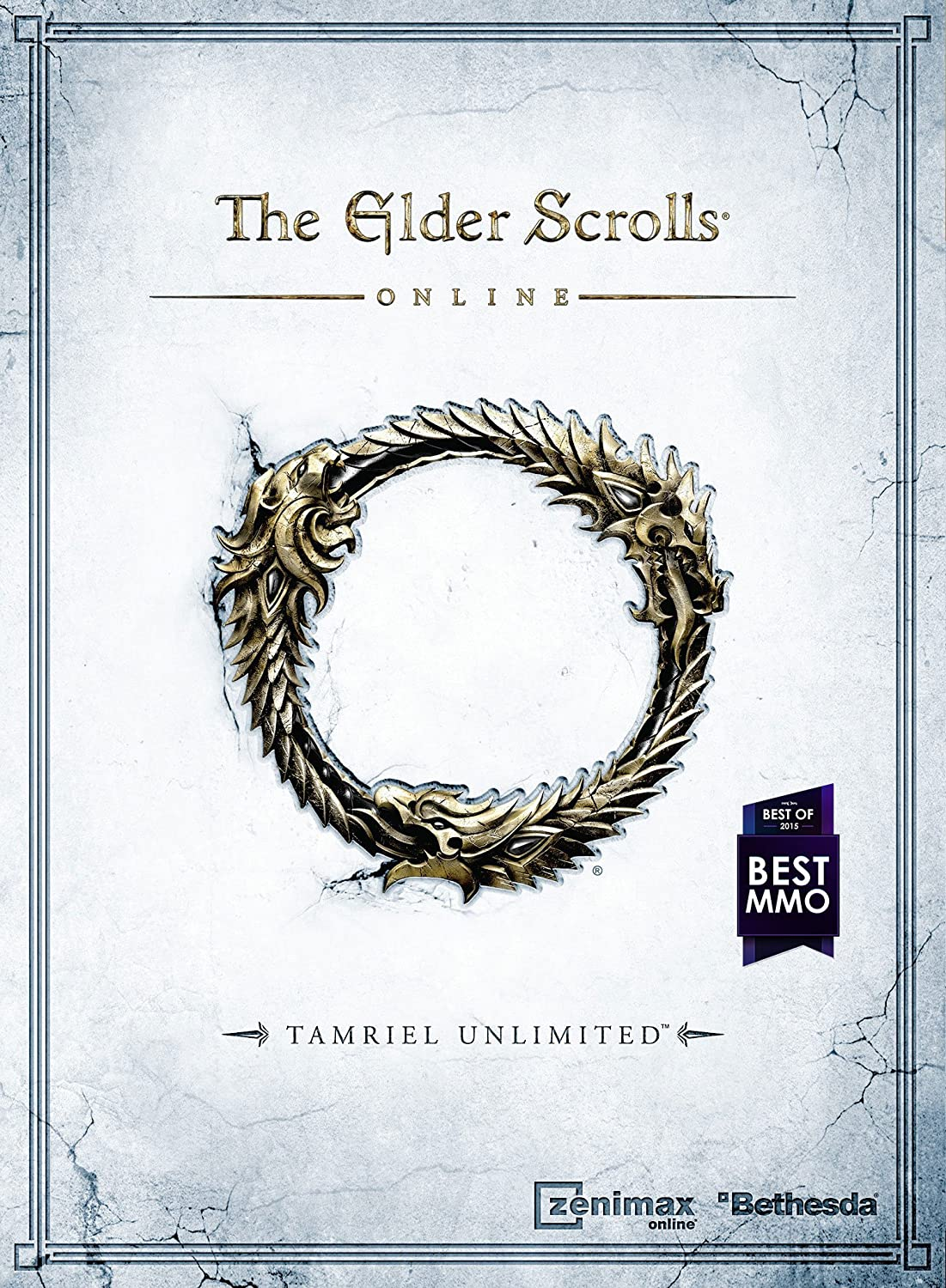 Amazon.com: Elder Scrolls Online: Tamriel Unlimited - Multiple (Windows and  Mac): PC: Video Games