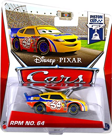 Amazon Com Cars Rpm 64 Toys Games