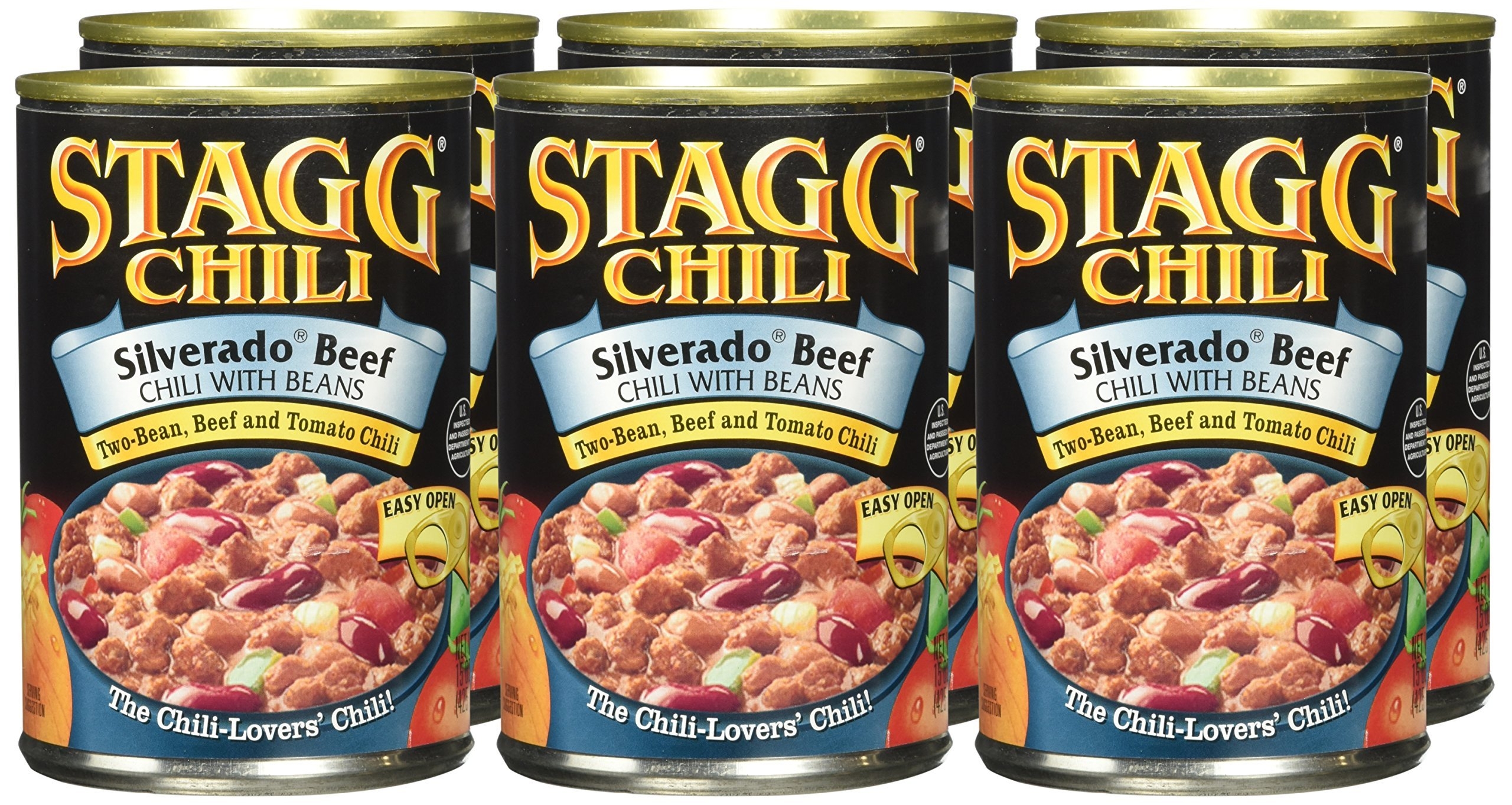 how to cook stagg chili