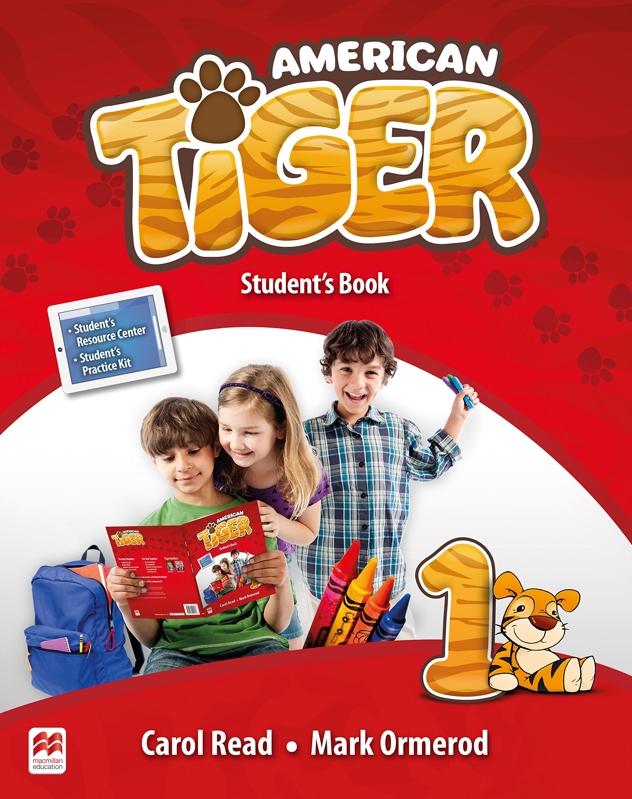 American Tiger Level 1 Student's Book Pack ebook