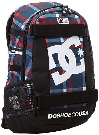 420eeac368 Amazon.com  DC Men s Seven point 5 Dark Denim One Size  Basic Multipurpose  Backpacks  Clothing