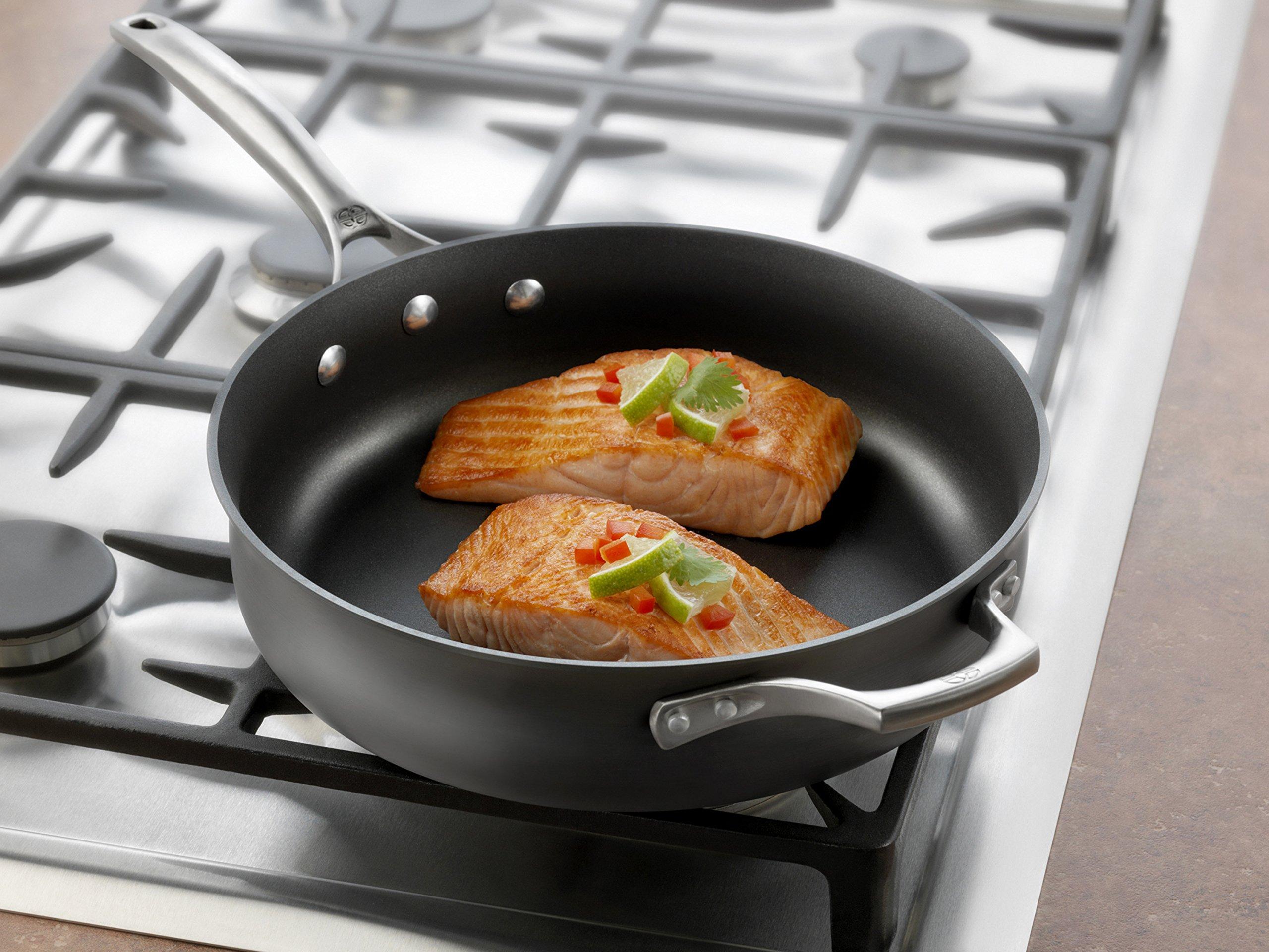 Calphalon Unison Nonstick 3 Qt. Saute Pan with Cover by Calphalon (Image #3)