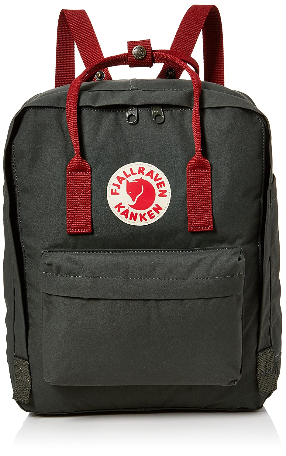 [フェールラーベン] FJALL RAVEN Kanken 23510 B002P3P9XS Forest Green/Ox Red Forest Green/Ox Red