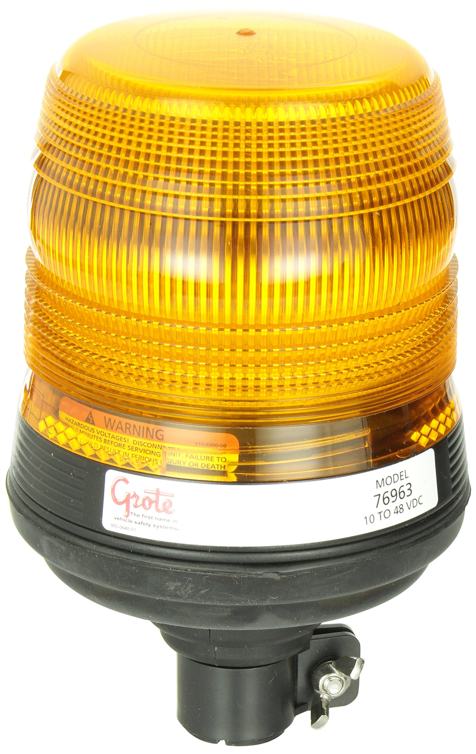 Grote 76963 Yellow Flexible-Base Strobe Light
