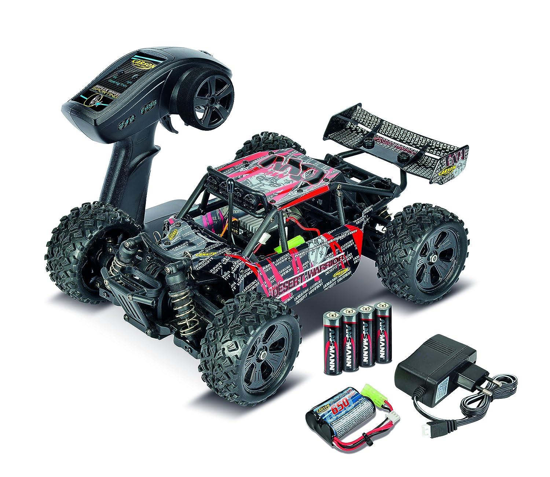 Carson 500404091 – 1  16 X16 Mini Desert Warrior 2.4 G 100% R, veicoli