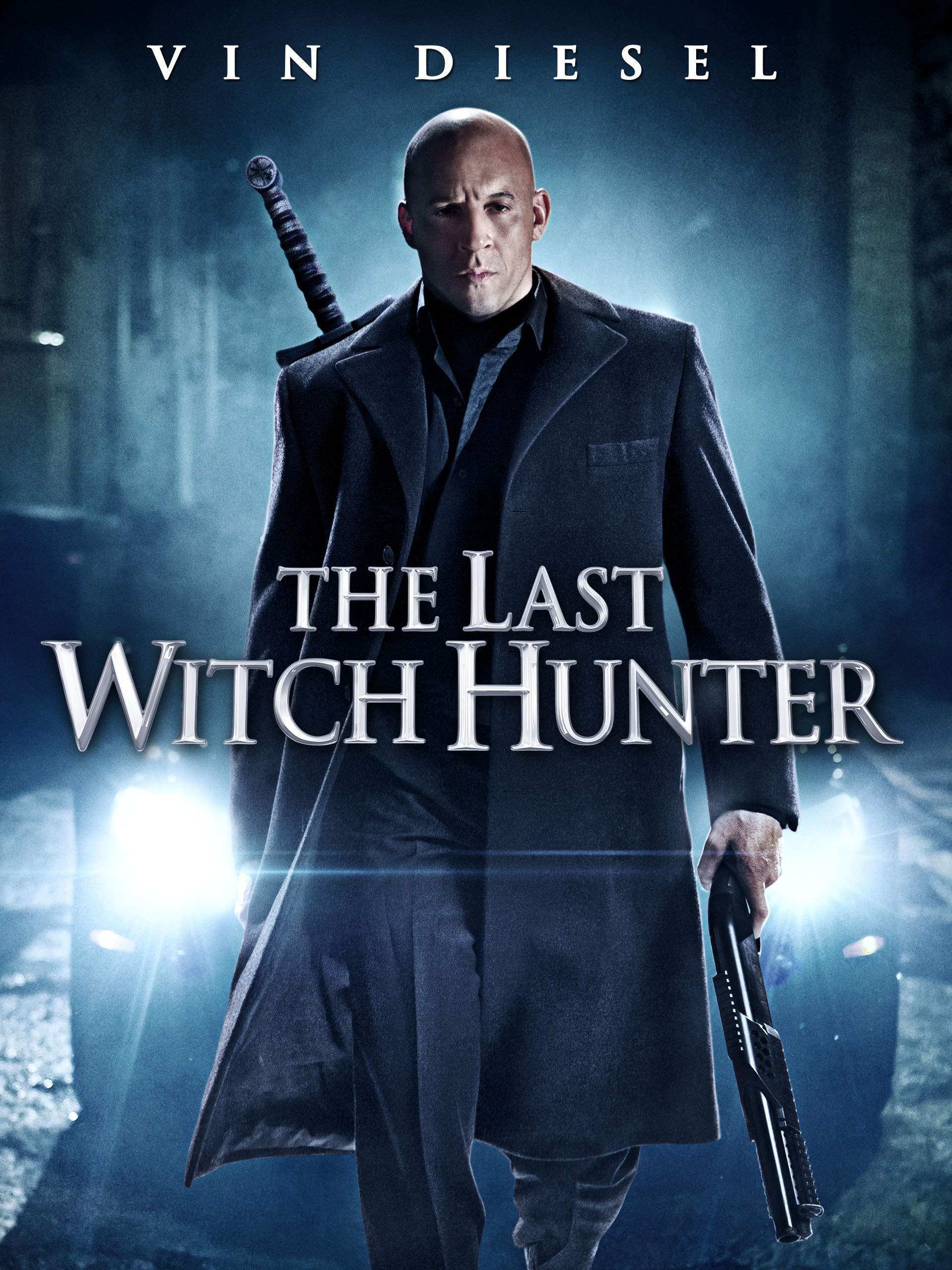 Amazon.com: The Last Witch Hunter: Vin Diesel, Elijah Wood, Rose ...