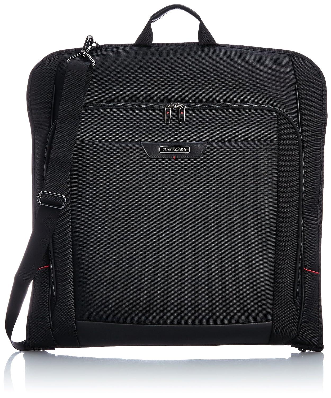 Samsonite Pro-Dlx 4 Garment Sleeve Kleidertasche, 54cm, Black 58993 1041 BLACK