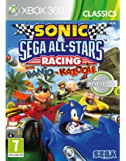 Sonic and SEGA All - Stars Racing  [Edizione: Regno Unito]