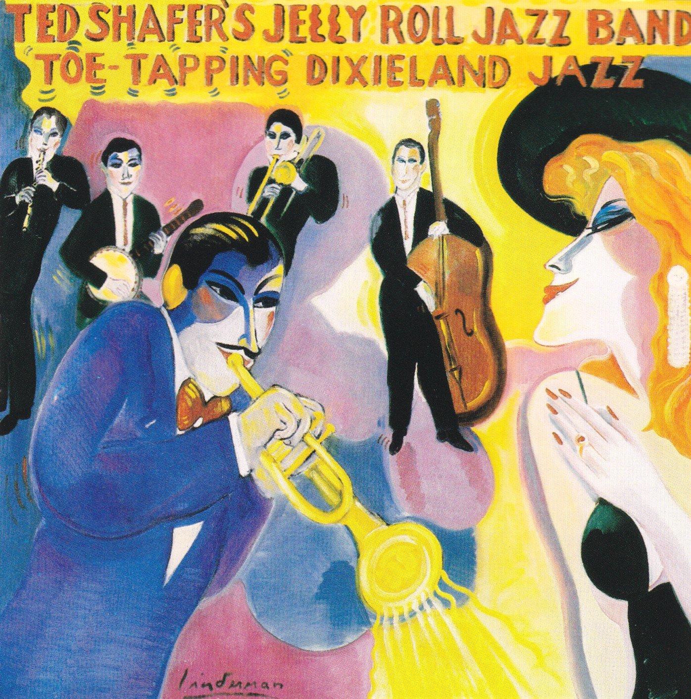 Columbus Mall Toe Tapping Dixieland Max 70% OFF 2 Jazz Vol