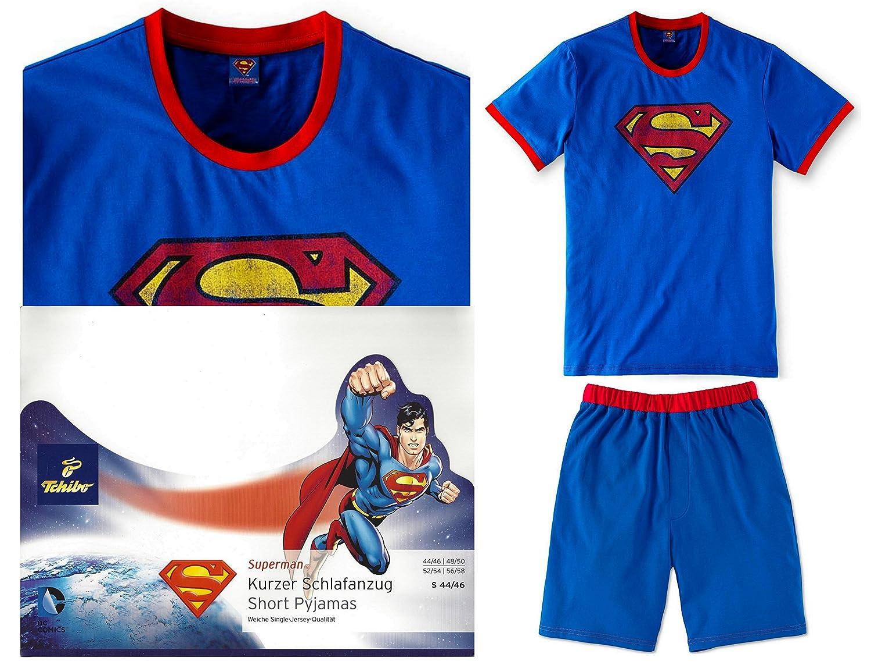 fec3807d5c TCM Tchibo pyjama supermantm, courte 48/50: Amazon.fr: Sports et Loisirs