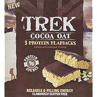 Trek Cocoa Oat 3x50g Flapjack MP - Case of 36 Bars