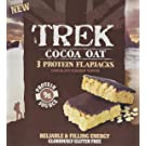 Trek Cocoa Oat 3x50g Flapjack MP - Case of 36 Bars