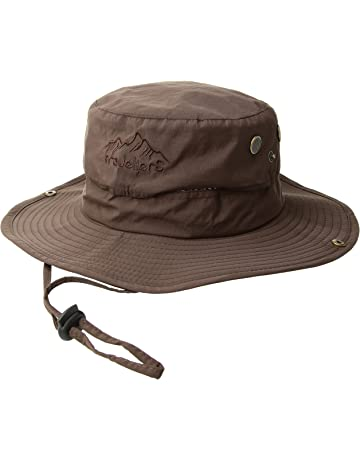 939dba368e0 LETHMIK Outdoor Waterproof Boonie Hat Wide Brim Breathable Hunting Fishing  Safari Sun Hat