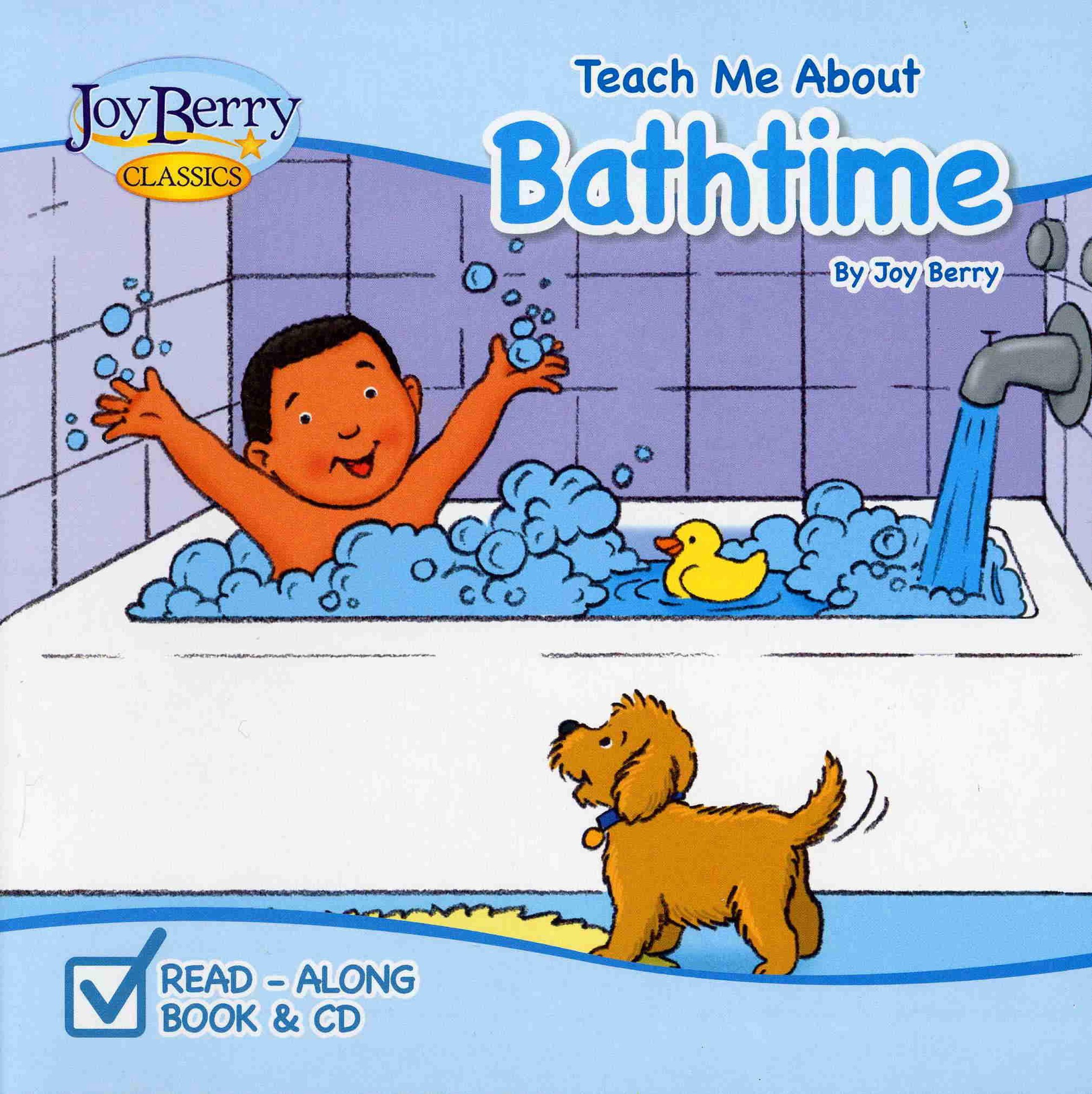 Download Teach Me About Bathtime (Board Book and CD) ebook