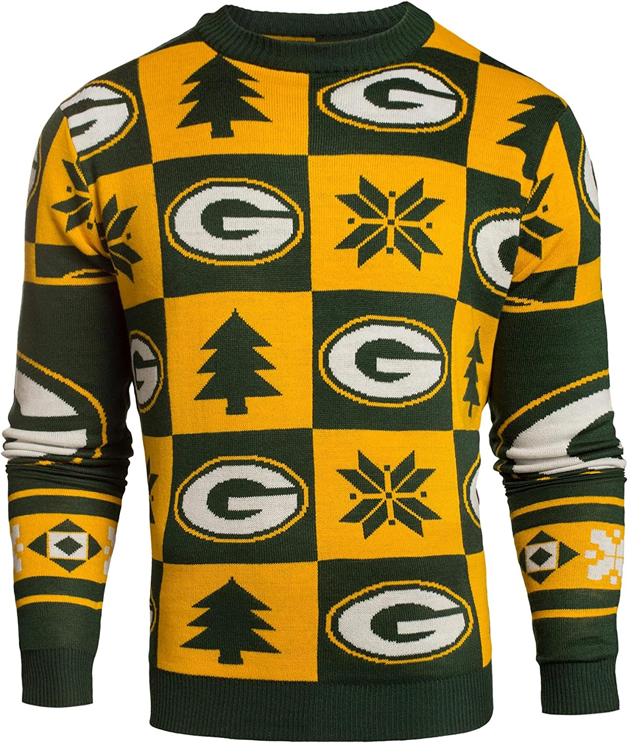 FOCO NFL Patches Style Ugly Sweater 2016 Edition All Free shipping stores are sold