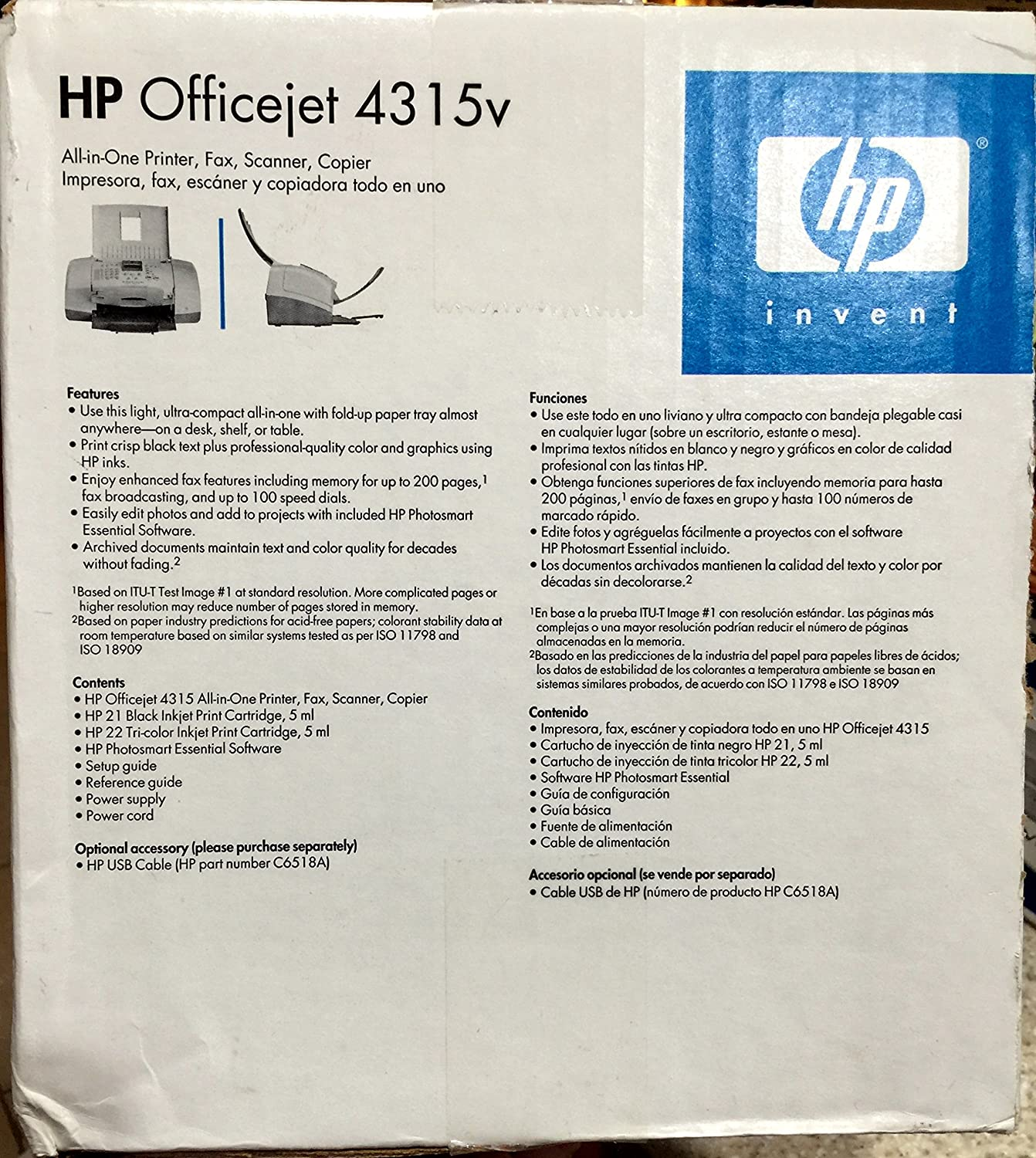 4315V HP DRIVERS FOR PC