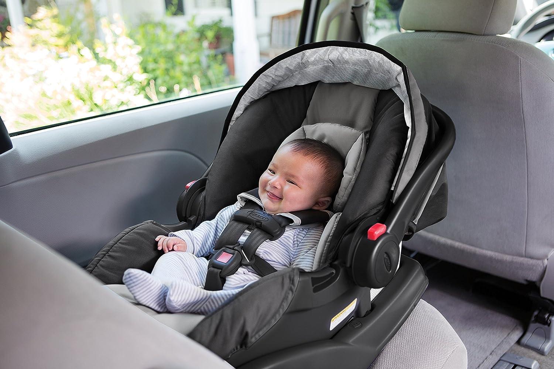 Amazon Graco SnugRide Click Connect 30 LX Infant Car Seat Glacier Baby