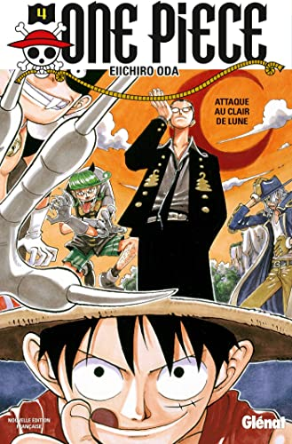 One piece   Edition originale Vol.4