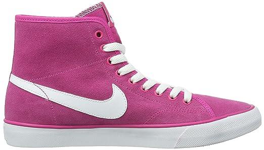 Rosa Small Nike 630656 Scarpe da Ginnastica Donna Noise Aqua/Azul den