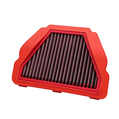 BMC FM856 / 04RACE Race Replacement Air Filter, Multi-Colour: Automotive