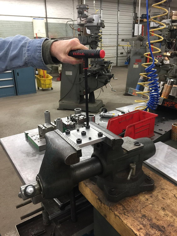 EKLIND 61806 3//32 Inch Power-T T-Handle Ball-Hex T-Key allen wrench