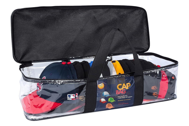 Cap Buddy Cap Bag Top KAPPENAUFBEWAHRUNG h/ält BIS zu 20 Baseball Caps