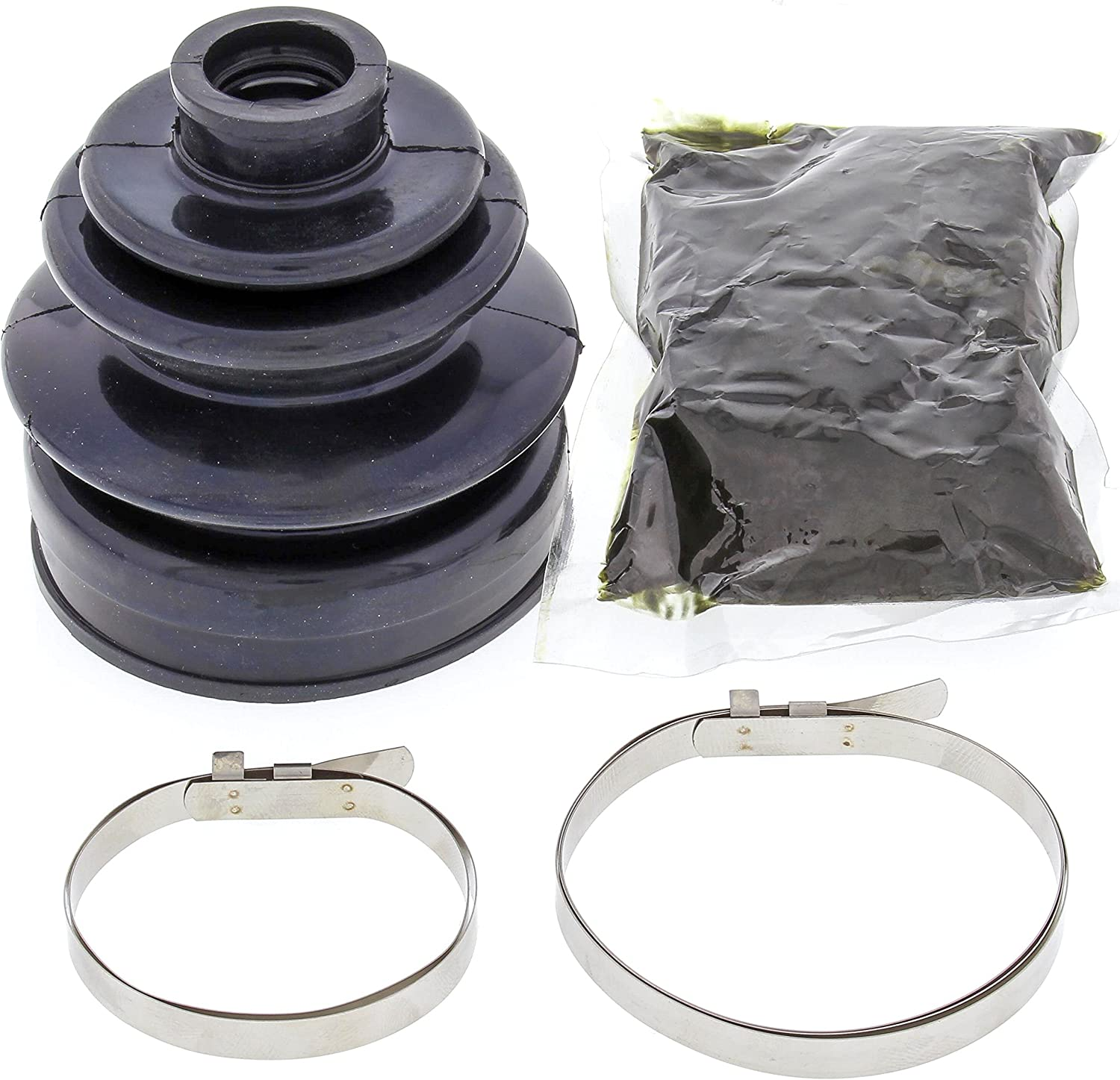 CV Boot Kit Kawasaki 750 Brute Force 2005-2007 Front Inner and Outer Race-Driven