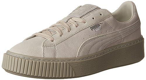PUMA WN's Basket Platform Reset, Damen: : Schuhe