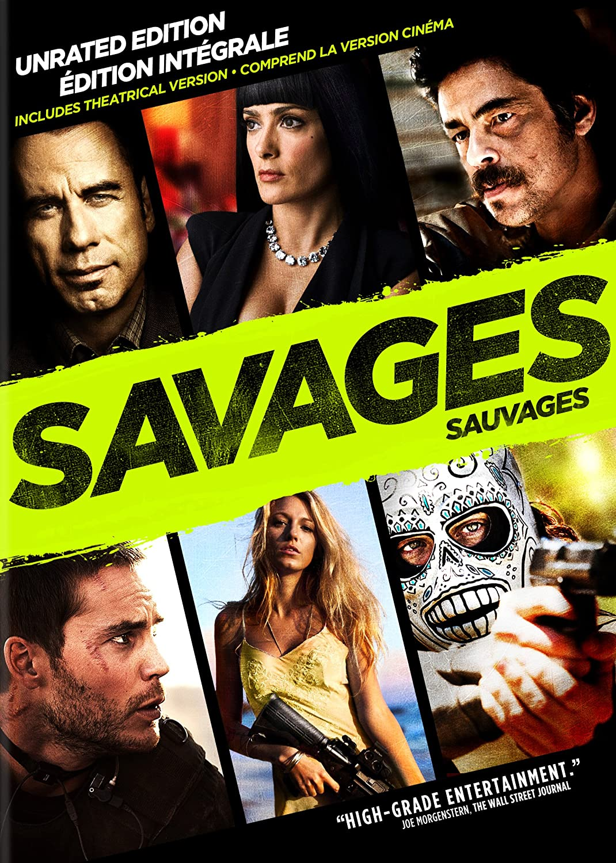 Amazon.com: Savages: Salma Hayek, Taylor Kitsch, Blake ...