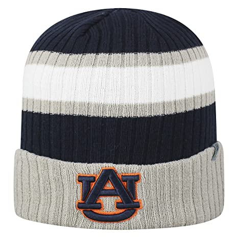 Amazon.com   Top of the World NCAA Sub-Zero Cuffed Knit Beanie Hat ... 048799aab