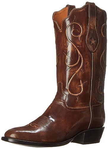 1f62eca0165 Tony Lama Men's 1046-Brushed Goat Western Boot