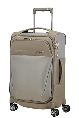 SAMSONITE B-Lite Icon - Spinner 55/20 Length 35, 32.5 L 1.7 KG Equipaje de Mano, Beige (Dark Sand): Amazon.es: Equipaje