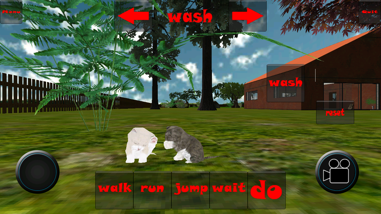 Amazon Com Cat Simulator 3d Appstore For Android