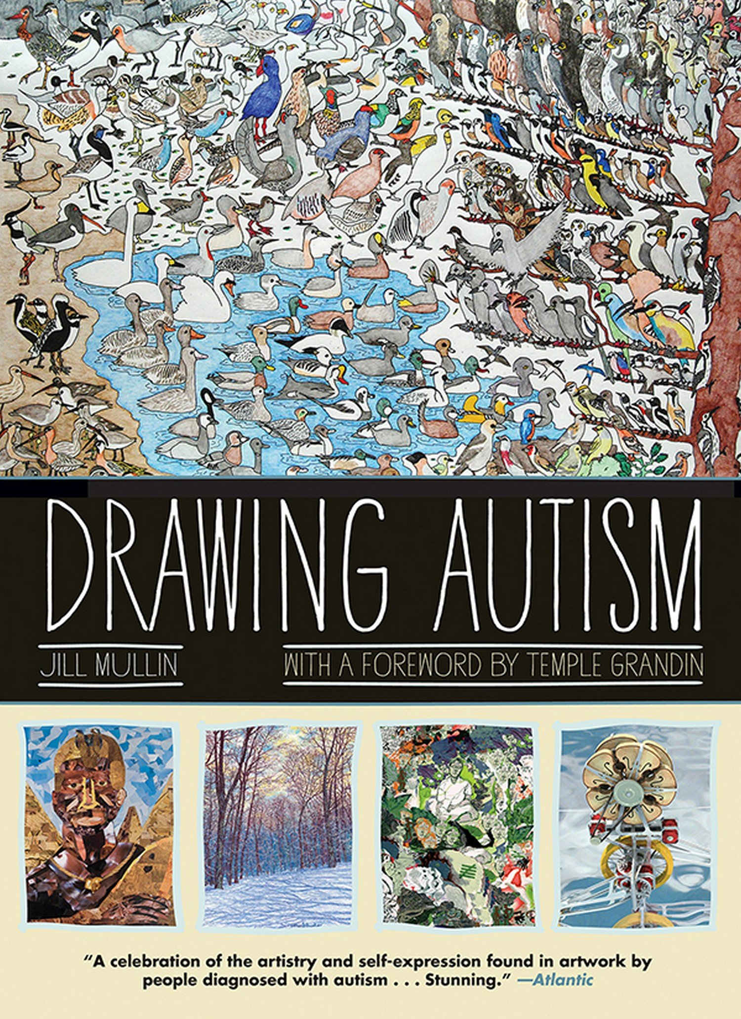 Drawing Autism: Jill Mullin, Temple Grandin: 9781617751981: Amazon ...