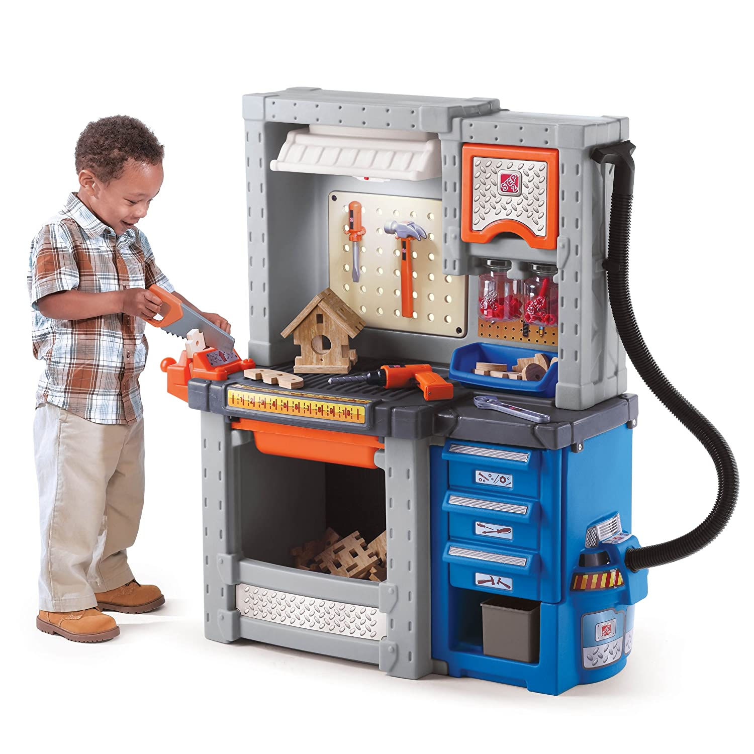 Step2 Deluxe Workshop Playset 706000