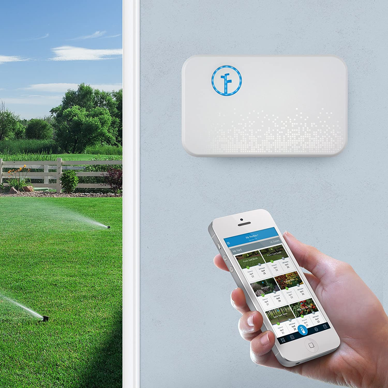 Rachio Smart Sprinkler Controller, WiFi, 8 Zone 2nd Generation