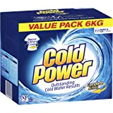 Cold Power Complete Action, Powder Laundry Detergent, Suitable for Front & Top Loaders