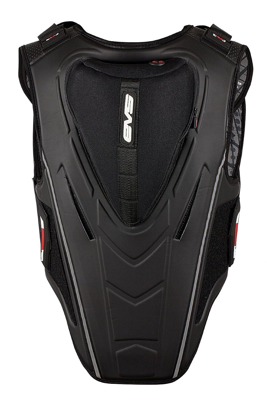 EVS Sports 512201-0113 Street Vest Black, Large//X-Large