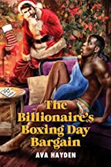 The Billionaire's Boxing Day Bargain (2017 Advent Calendar - Stocking Stuffers) Kindle Edition