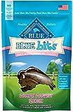 Buffalo BLUE Bits Savory Salmon Natural Soft-Moist Training Treats,