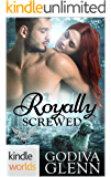 Paranormal Dating Agency: Royally Screwed (Kindle Worlds Novella) (Prism Fae Romance Book 1)