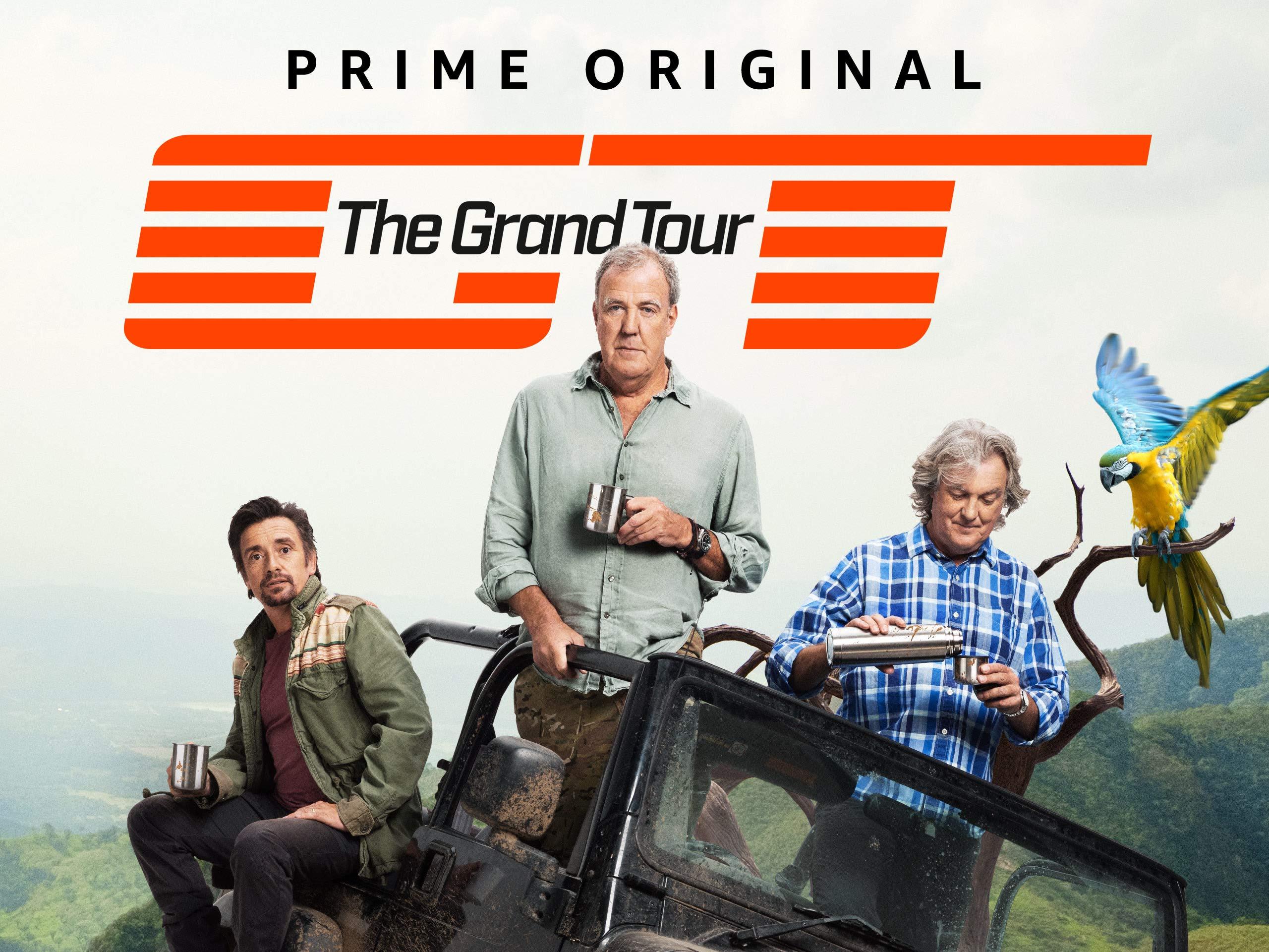 Amazoncom Watch The Grand Tour Season 3 Prime Video