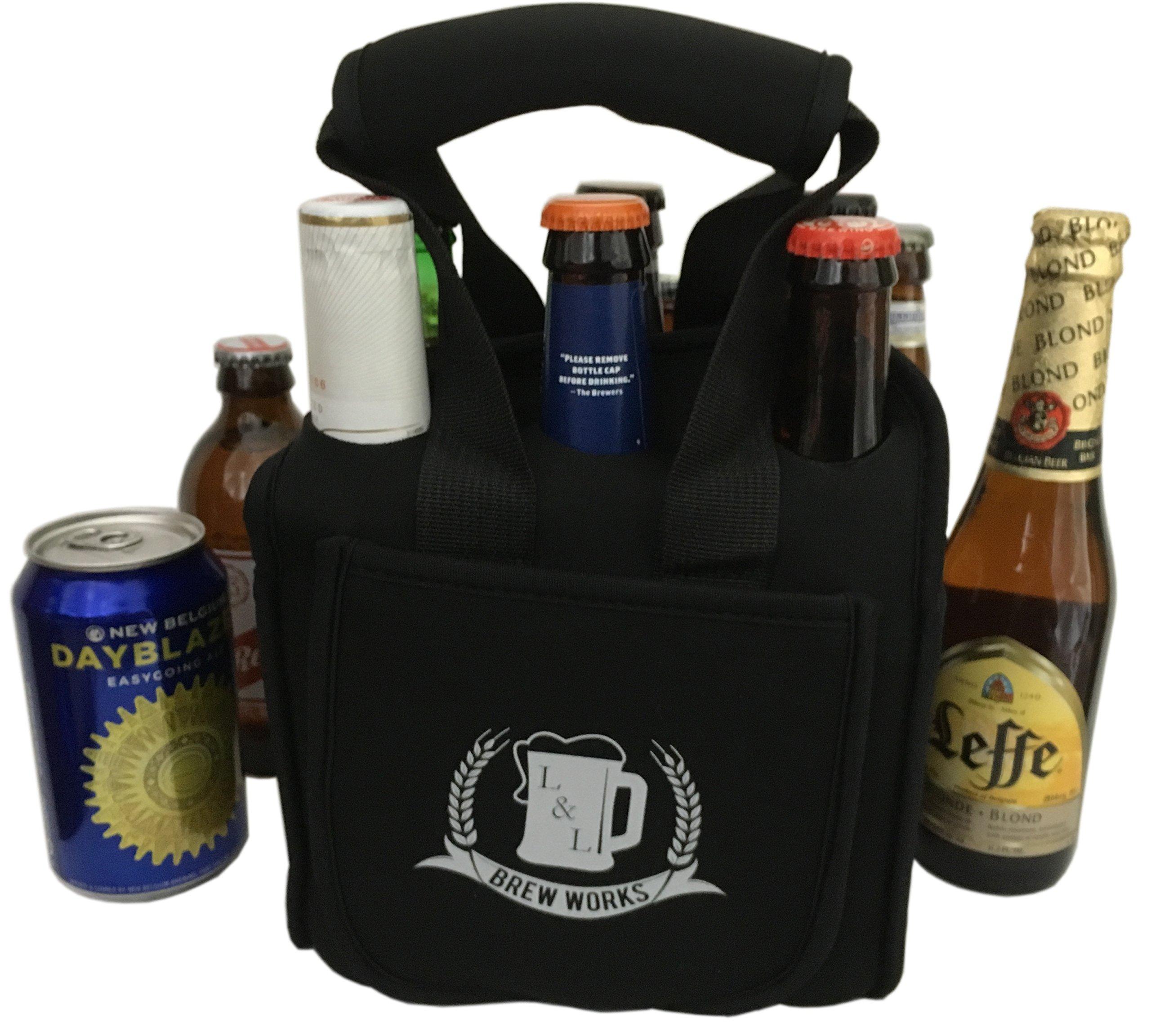 Leffe 6 Pack Carrier