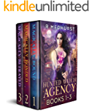 Hunted Witch Agency Box Set Books 1-3 (Hunted Witch Agency Set Book 1) (English Edition)