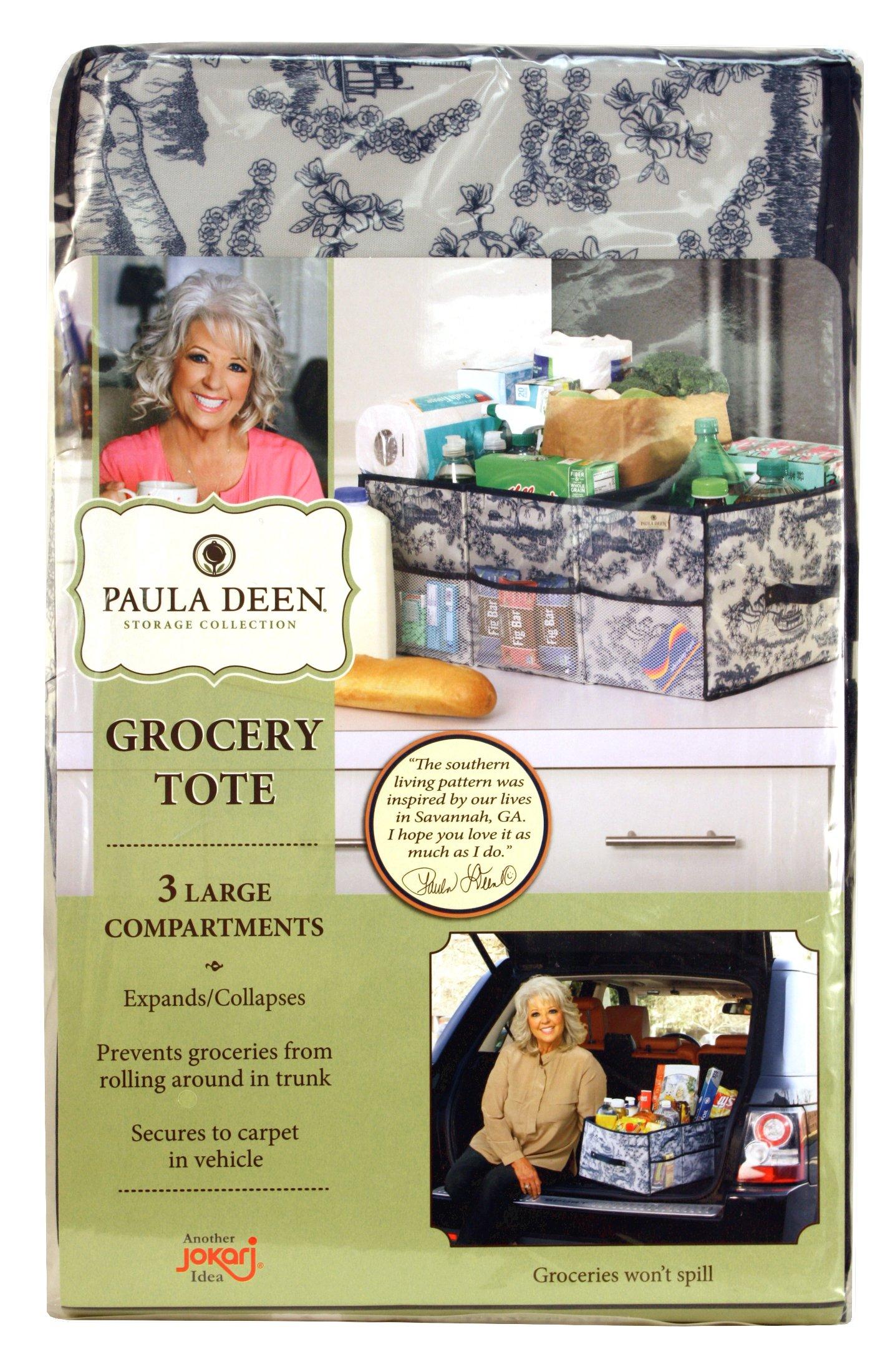 Paula Deen 20210 Jokari Everyday Grocery Tote & Car Trunk Organizer by Paula Deen (Image #3)