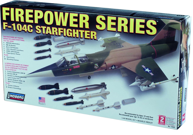 Lindberg F-104C Starfighter