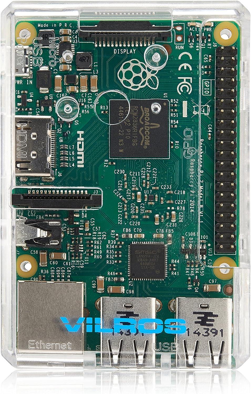 Pantalla Táctil de 7 pulgadas para Raspberry Pi 4B, Monotor Tátcil HDMI HD LCD 1024X600 con carcasa ultraplana para pantalla Raspberry Pi 4 Modelo B 3 2B (Versión Actualizada) (Pantalla Táctil 7