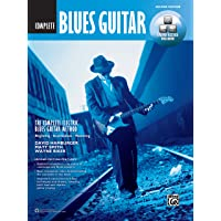The Complete Blues Guitar Method Complete Edition: Book & Online Video/Audio (Complete Method)