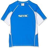 SEAC RAA Short EVO Camiseta para Snorkeling